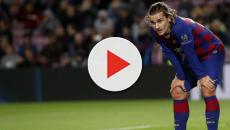 Antoine Griezmann pide 'confianza y minutos' para destacar en el Barça