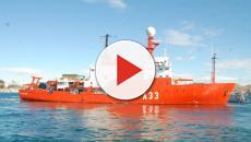 El Hespérides parte hacia el Polo Sur para una nueva aventura de siete meses de duración