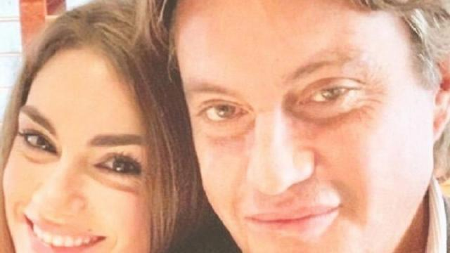 Fabrizia De André e Cristiano: sorridenti in una foto postata sui social