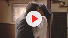 Il Segreto, anticipazioni 19 novembre: il bacio tra Prudencio e Lola