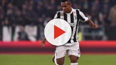 Juventus, Pjanic e Alex Sandro infortunati: problema muscolare per il brasiliano