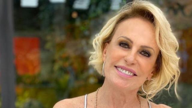 Ana Maria Braga confirma namoro com francês