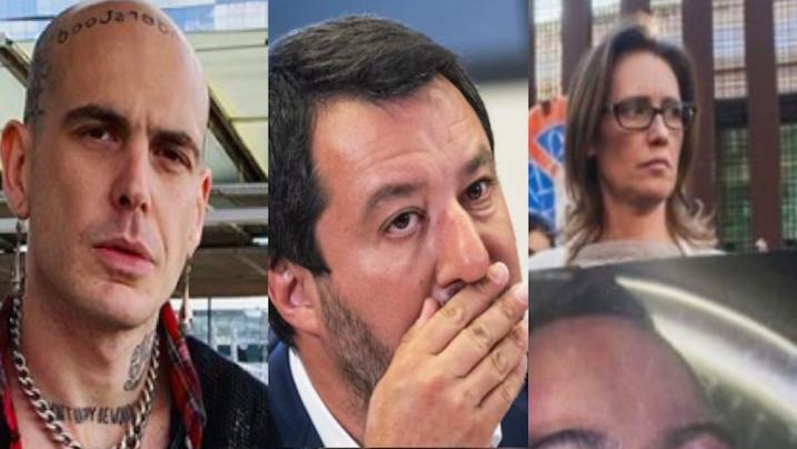 Gemitaiz sul caso Cucchi: 'Salvini non rappresenta nessuno che abbia un cuore'