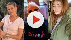 Luana Piovani jogou as roupas de Pedro Scooby na rua: 'ela pirou esses dias'