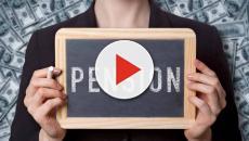 Nel 2020 le pensioni verranno rivalutate con un incremento dell'1,1%