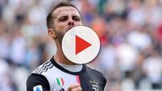 Juve, allenamenti in vista della gara contro l'Atalanta: Pjanic ha lavorato a parte