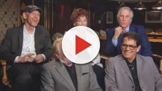 Happy Days, Ron Howard pubblica selfie su IG con il cast riunito per i 45 anni della serie