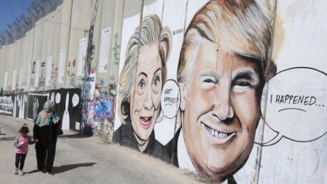EEUU considera legales los asentamientos de las fuerzas israelíes en Cisjordania