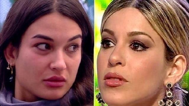 Enfrentamiento entre Estela y Oriana por Diego Matamoros