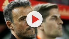 Luis Enrique vuelve a la Selección Española tras la muerte de su hija