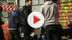 Napoli: Luca Cerchione cucina per i poveri e chiede di aiutare chi ha bisogno