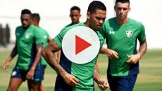 Mascarenhas e Caio Henrique são as novidades no treino do Fluminense