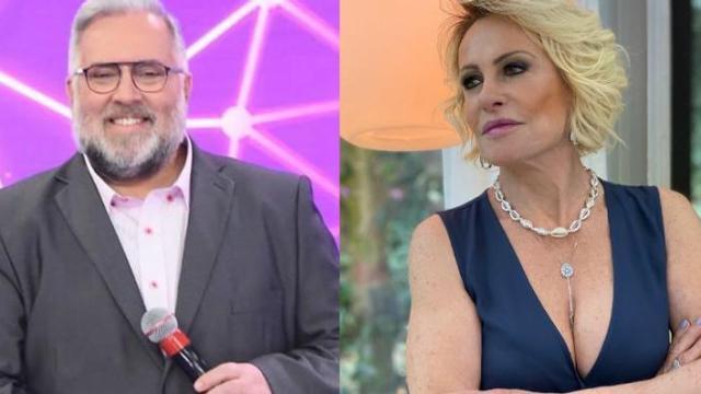 Leão Lobo diz que gafes de Ana Maria Braga são propositais para aumentar audiência