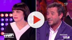 Règlement de compte entre Bernard Montiel et Mireille Mathieu sur TPMP : 'On est fâchés'