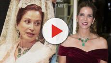 La familia Franco saca a subasta tres valiosas joyas de diamantes y esmeraldas