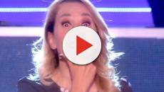 Sgarbi contro Luxuria: la D'Urso chiede scusa in tv durante Pomeriggio Cinque