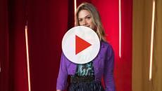 'A Dona do Pedaço': Glamour Garcia mostra bastidores do casamento de Britney