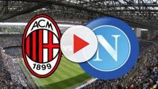 Probabili formazioni Milan-Napoli: in campo Piatek e Mertens, Milik infortunato