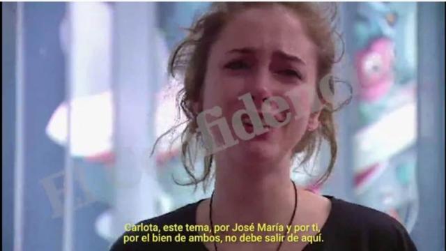 'GH Revolution' pudo incurrir en tres delitos al mostrar a Carlota Prado el supuesto abuso