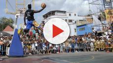 En su gira por Venezuela, el baloncesto callejero de los Court Kingz deleita a todos