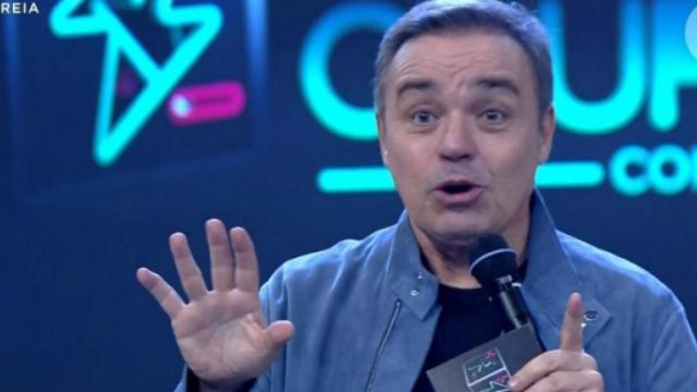 Televisão Brasileira perde o apresentador Gugu Liberato