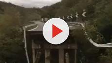 A6 Torino-Savona: Crolla un tratto del viadotto per colpa di una frana, nessun ferito