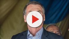 Presidente Jair Bolsonaro lamenta morte de Gugu