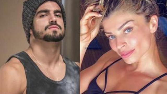 Assumidos! Caio Castro e Grazi Massafera estão namorando
