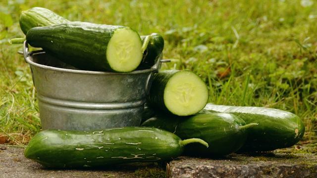 El organismo se beneficiaría de los grandes beneficios del limón, pepino y aguacate