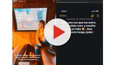 Caso Cantora: Miguel Ángel Silvestre, víctima de un amigo de Andrea Janeiro en Instagram