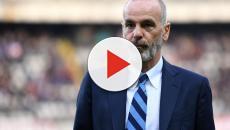 Milan, l'allenatore Stefano Pioli: 'I miei calciatori studiavano il Napoli sul telefonino'