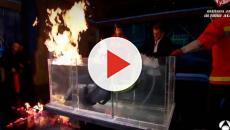Pablo Motos salva a un buzo en directo en el programa 'El hormiguero'