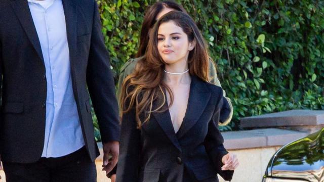 Selena Gomez aurait souffert d'une crise d'angoisse avant son direct aux AMAS
