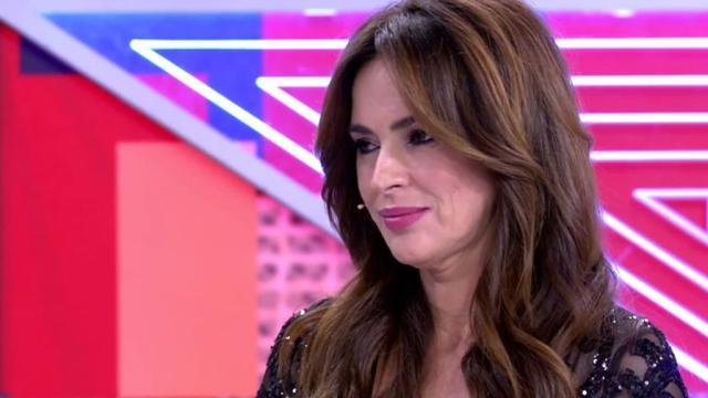 Olga Moreno cuenta que tiene muy buena relación con los hijos de Antonio David Flores