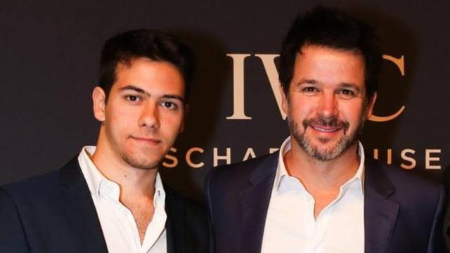 'Amor de Mãe': Antonio Benício conta que atuar ao lado do pai não é distinto da vida real