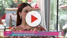 'Amor de Mãe': Ana Maria Braga bota Ísis Valverde em saia justa