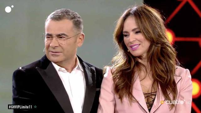 GH VIP: Antonio David se encuentra con su mujer, Olga Moreno en 'Límite 48h'