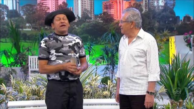 Morre o humorista Rapadura, integrante do Comando Maluco do SBT