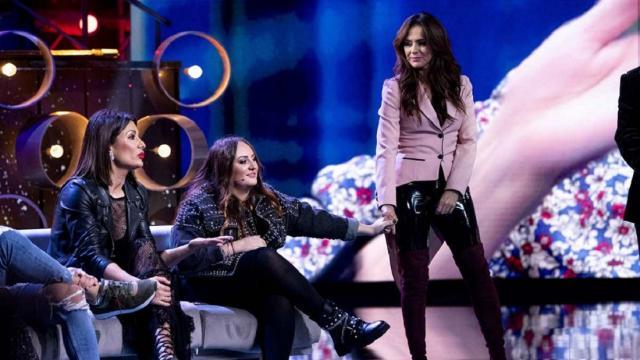 Rocío Carrasco vuelve a demandar a Olga Moreno por hablar de su familia en 'Sábado Deluxe'