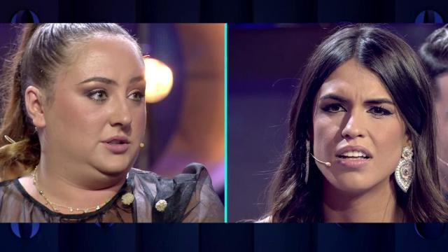 Rocío Flores le da un zasca a Sofía Suescun diciéndole que no dice más que tonterías