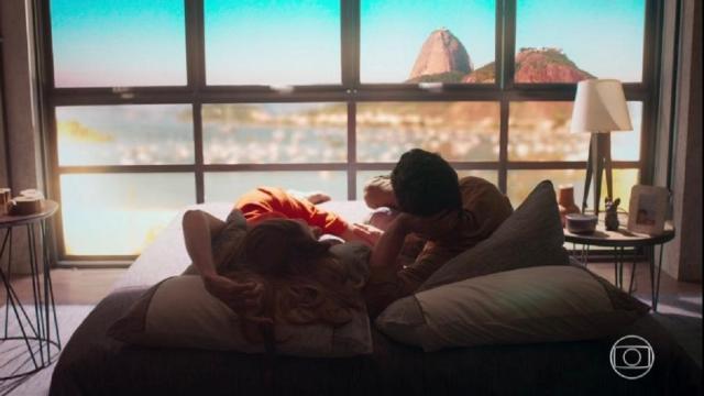 'Bom Sucesso': erro de edição acaba com clima romântico entre Paloma e Marcos