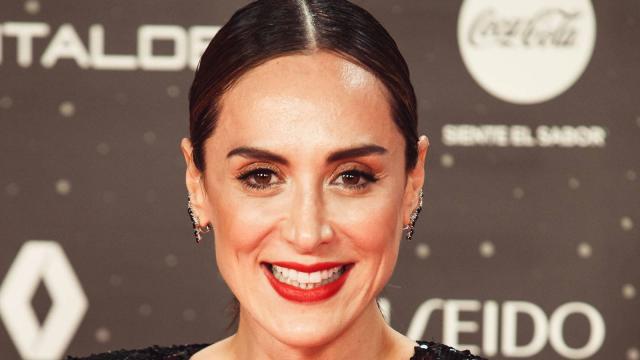 El beso de Tamara Falcó a Jordi Cruz, al final de 'Masterchef Celebrity', sorpende a todos