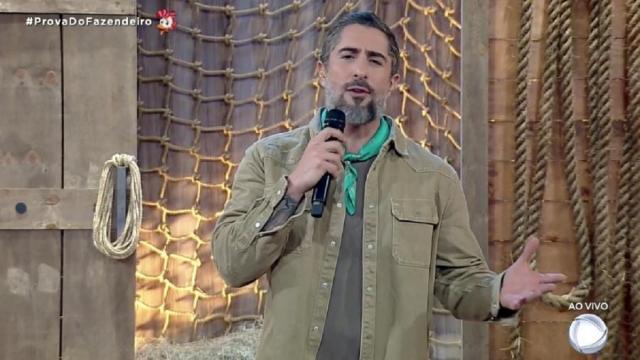 Record corta fala de Marcos Mion a respeito de Gugu para iniciar programa 'Canta Comigo'