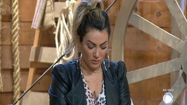 'A Fazenda': Thayse Teixeira é eliminada do reality e declara torcida por Hariany