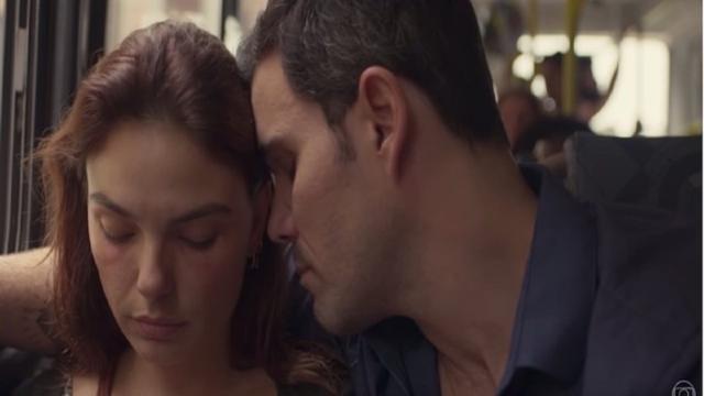 'Amor de Mãe': Betina e Magno viverão cenas quentes terão noite juntos em colchonete