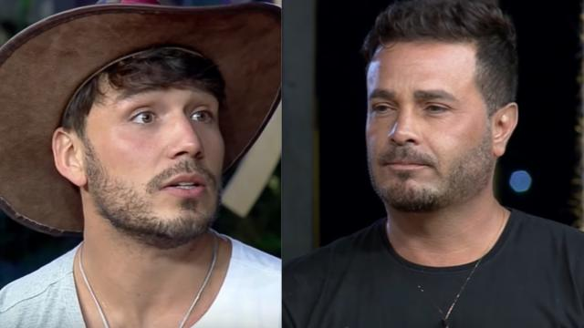 Durante briga Rodrigo Phavanello chama Lucas de 'moleque'