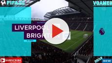 Liverpool vs. Brighton: match report
