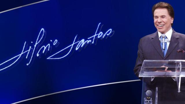Silvio Santos não grava há uma semana no SBT