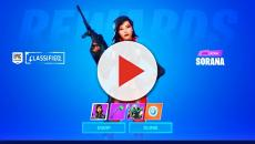 'Fortnite' : Unlock new pickaxe, back bling and styles for Sorana by completing challenges