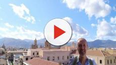 Palermo, il turista Davide Tencati dedica un pensiero alla città siciliana